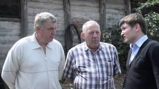 АгроТехХолдинг: Презентация мобильной зерносушилки  АгроТехМаш