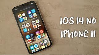 iOS 14 no iPhone 11: Primeiras impressões