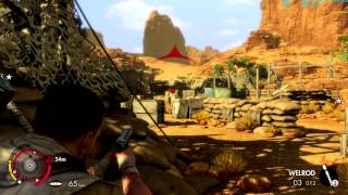 Sniper Elite 3 PC Gameplay Ultra Settings
