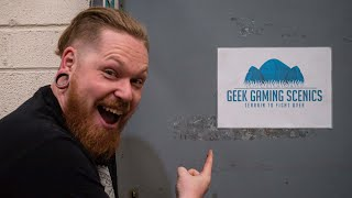 Behind The Scenics - World War 2 Gaming Table Vlog 1