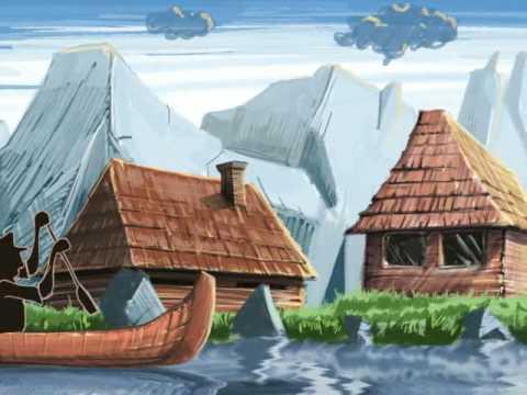 Wondermilk Cudotvorno mlijeko - a short animated film by Ivan Ramadan english version