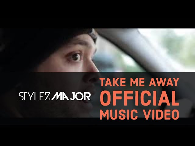 Stylez Major - Take Me Away (Official Music Video) (Sad Chill Lofi Hip Hop)
