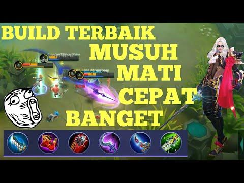 CARA MENGGUNAKAN LANCELOT + BUILD TERBAIK DAN BENAR - Mobile Legends Indonesia