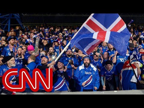 Strákarnir okkar (Our boys): Iceland and the World Cup