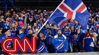 Strákarnir okkar (Our boys): Iceland and the World Cup
