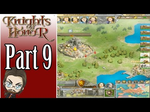 Let's Play Knights of Honor - Part 9
