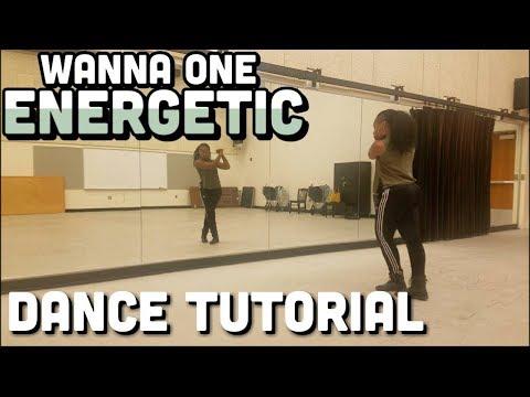 Wanna One (워너원) - 에너제틱 (Energetic) - FULL DANCE TUTORIAL