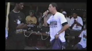 Scribble Jam 97 MC Battle Rhymefest vs Dose One