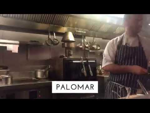 Kitchen Hustle: The Palomar Restaurant, London