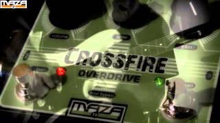 Maza Fx - Crossfire od - Hugo mendez c/backing track