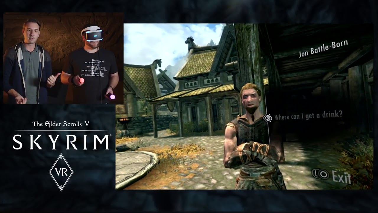 Skyrim VR Survival Guide: Tips To Help You Brave The World Of Tamriel