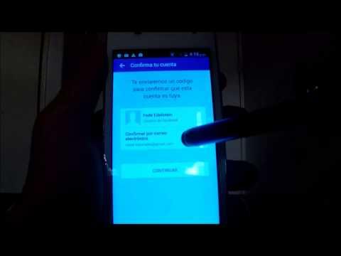 Como recuperar cuenta de facebook (contraseña olvidada) en mi celular | Android