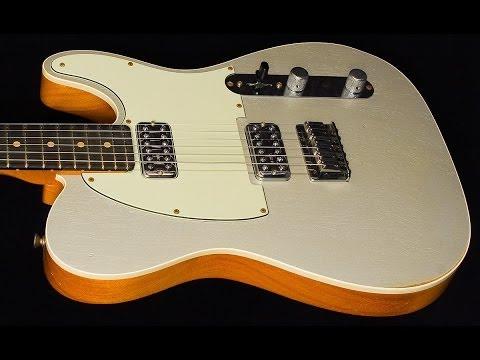 Fender Custom Shop 2014 NAMM Double TV Jones Telecaster Relic  •  SN: R74127