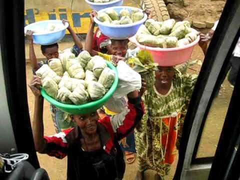 Bas-Congo !!! Kwanga à gogo