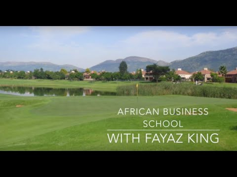 African Business School with Fayaz King - A Story on Human Nature