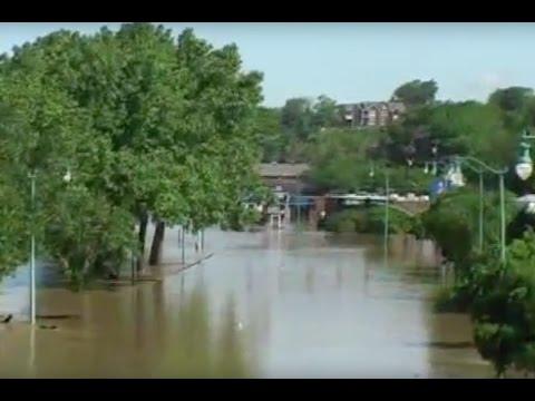 Clarksville, TN Flood - 2010