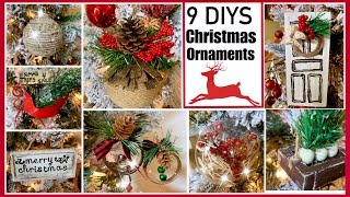 Dollar Tree CHRISTMAS DIY Orna…