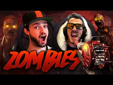 Ali-A & Syndicate ZOMBIES CHALLENGE! #1