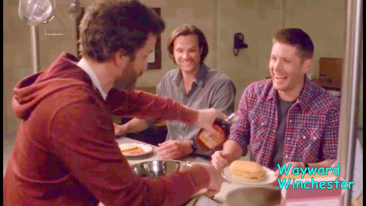 Download Supernatural Season 1 - 15 FULL GAG REEL Supercut | Funniest Supernatural Bloopers VS Real Life