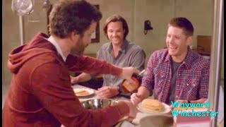 Supernatural Season 1 - 15 FULL GAG REEL Supercut | Funniest Supernatural Bloopers VS Real Life