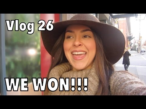 Seattle Seahawks Win, Dine Out Vancouver, JLo Movie Screening - Vlog 26 - TrinaDuhra