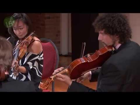 Beethoven - String Quartet no.13 in B flat major, op.130 - Ruysdael Quartet