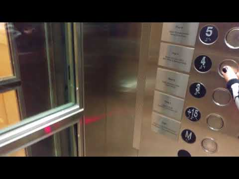 EPIC FAIL, Telus Convention Centre elevator, Only stops on 2 floors