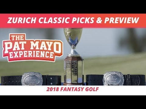 Fantasy Golf Picks - 2018 Zurich Classic Picks, Sleepers and Rankings