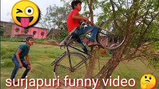 funny video /comedy video/Bindas boys video/cycle on tree video/atta stolen funny video .