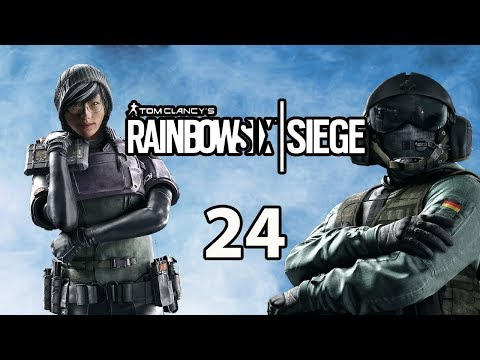 Northernlion and Friends Play: Rainbow Six: Siege! [Episode 24: Dokkaebi and Jager]