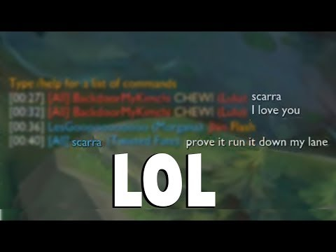 Scarra Asked a Guy To prove if he's a REAL FAN and THIS HAPPENED... | Funny LoL Series #334