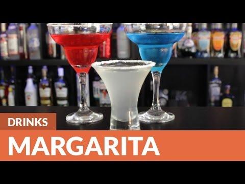 Como fazer Margarita