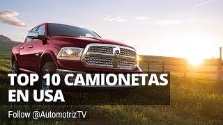 Top 10 Camionetas en Estados Unidos
