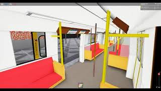 Roblox, Star Line Automatic, Mrt Ride From Lo fu ngam to robloton university 3X Elevator Rides