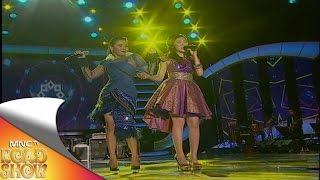 "Eva Puka Feat. Tanty Kamal "" Bara Bere "" - MNCTV Road Show Lampung (3/10)"