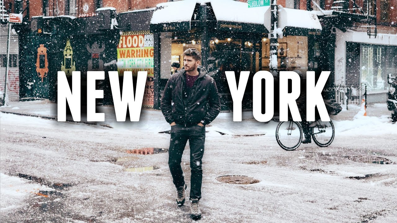LIVING IN NEW YORK CITY: Ultimate Winter Travel Guide