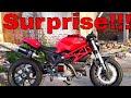 2012 Ducati 796 Review | Surprise  Saturday Episode # 2