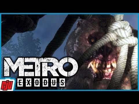 Metro Exodus Part 13   FPS Horror Game   PC Gameplay Walkthrough