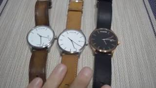 honest mvmt watch review worn over a year white tan rose gold