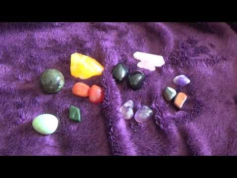 Stones & Crystals: My Collection