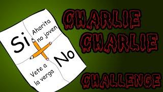 El Señor Charlie | CharlieCharlieChallenge
