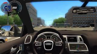 Audi Q7 W12 - POV Test Drive