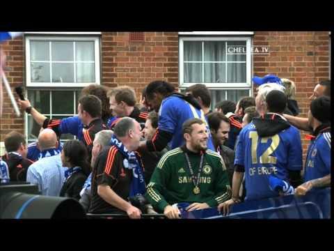 Chelsea FC - Champions League Parade