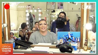 Everybody's Talking About Jamie vlog: Meet the cast in their dressing rooms | Episode 1