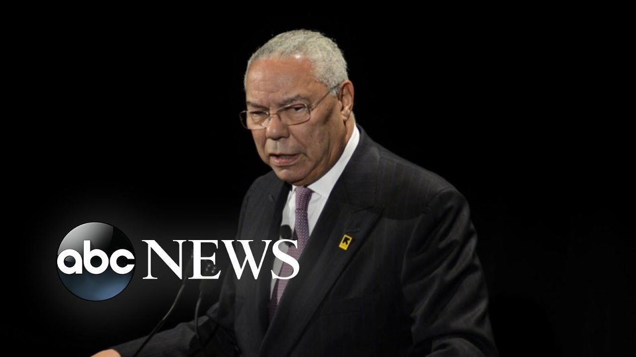 Colin Powell, a former secretary of state, dies at 84