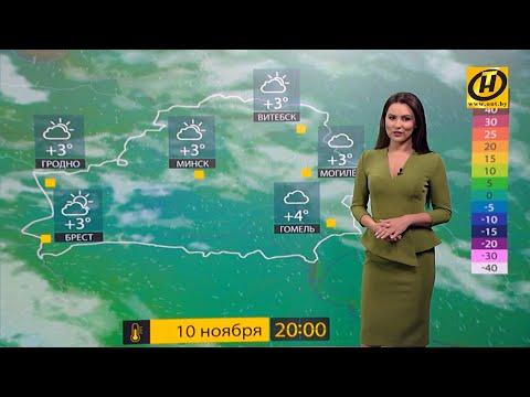 Прогноз погоды на 10 ноября: начинается похолодание