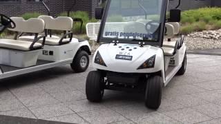 Golfkar project WZA- gemeente Assen