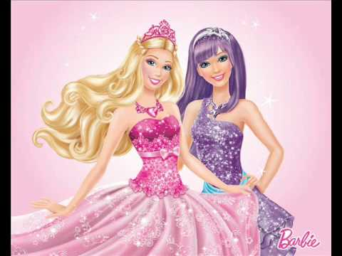 New song barbie princess and the pop star look how high - Barbie en princesse ...