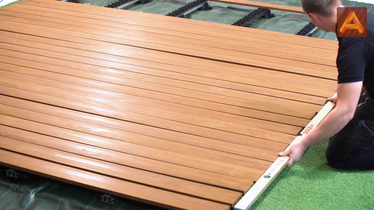 terrasse einfach bauen holzterrasse selber bauen selber machen heimwerkermagazin terrasse. Black Bedroom Furniture Sets. Home Design Ideas