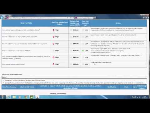 Infection Prevention Risk Assessment V2 1
